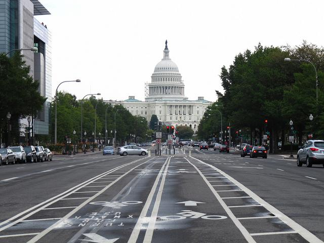 Pennsylvania-Ave-Bike-Lane_as build